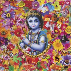 Baby Flower Krishna_2010_80x80