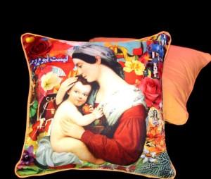 Felipe Cardeña, Non è solo per un giorno, silk pillow for Orsorama