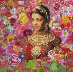 La dama in rosso_100x100_2010 copia