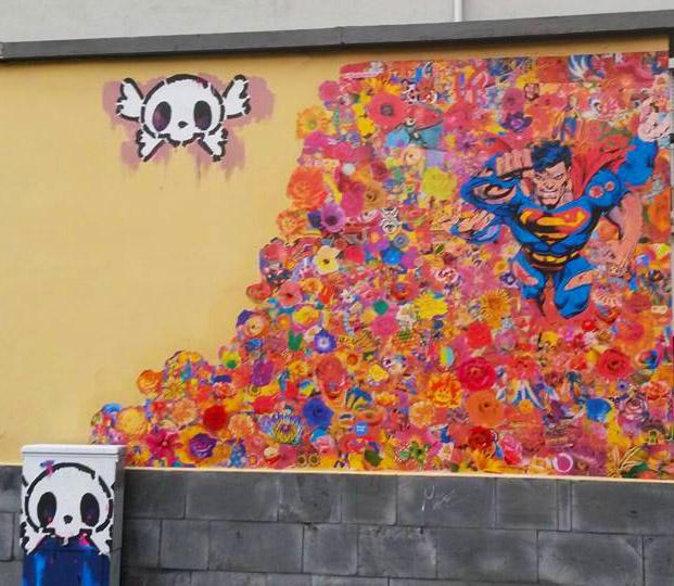 murale felipe tomoko