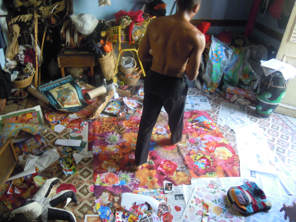 Felipe Cardeña's studios